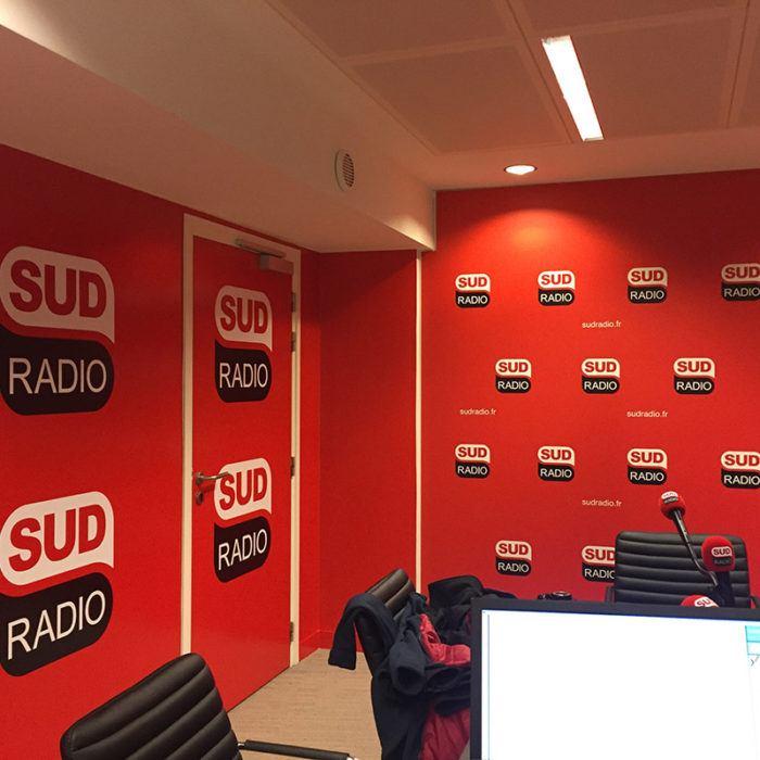 Sud Radio, Paris